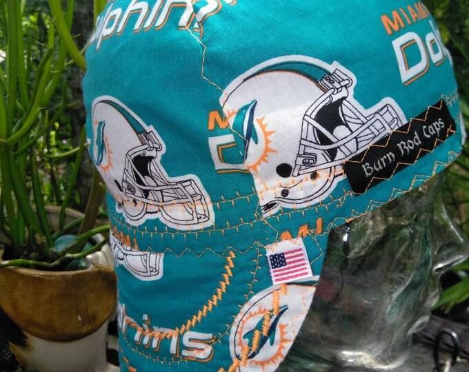 Miami Dolphins welding cap