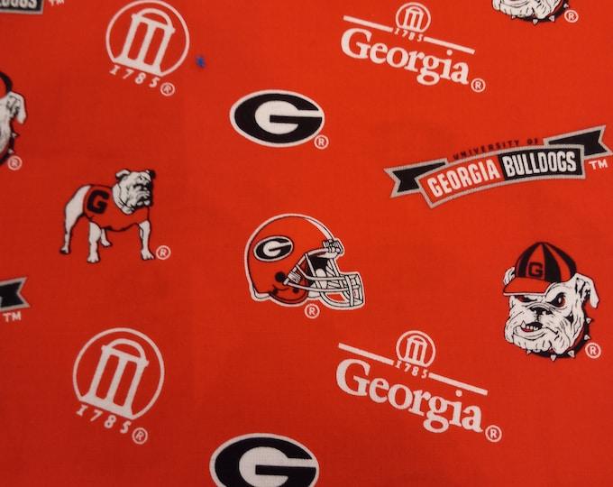 Georgia Bulldogs Welding Cap