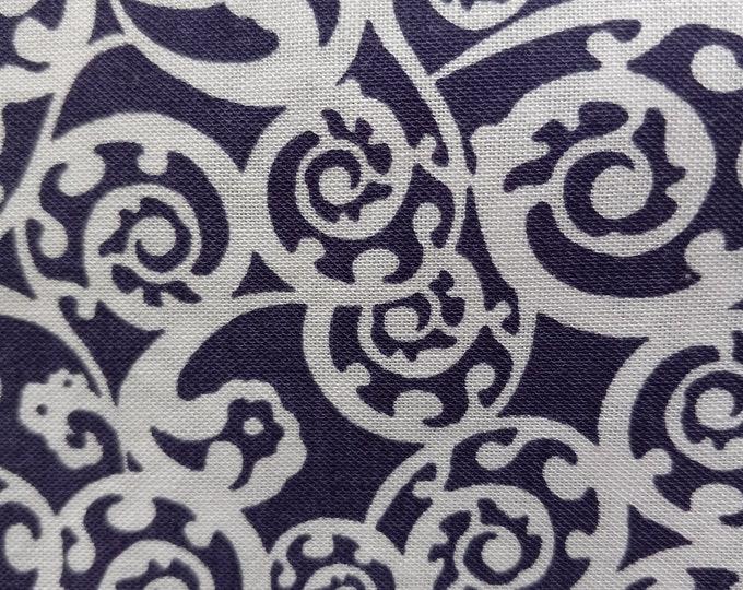 Dark Purple Swirls Welding Cap