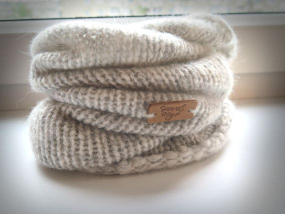 Toaimy Scraf Kids Winter Scarf Baby Warm Neck Scarves Knitting Wool Neck Warmer
