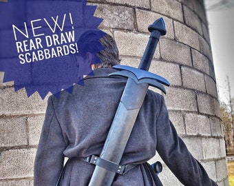 Custom Sword Scabbards. Build your Own Personalized Custom Scabbards for Swords/Knives/Dirks GOT LOTR Witcher Hobbit Deadpool and More!