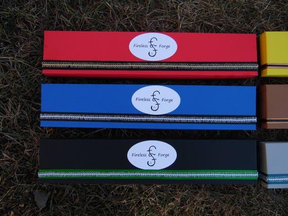 Custom Wand Boxes
