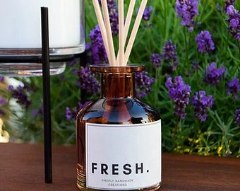 FRESH Ombre Glass Reed Diffuser- 140ml