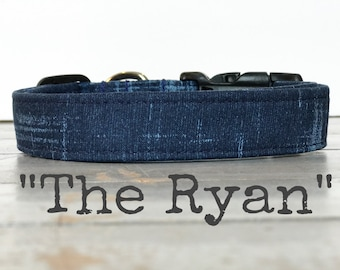 DOG COLLAR, Cool COLLAR, Modern Dog Collars, Dog Collars  for Boys, Dog Collar for Girls, Gender Neutral Dog Collar, The Ryan