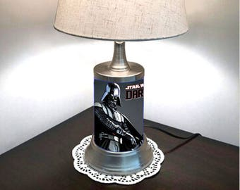 Darth Vader Lamp with  shade, Star Wars