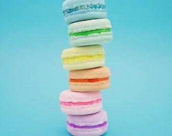 TWEE Petite Macaron Handmade Sidewalk Chalk - Six Piece Set