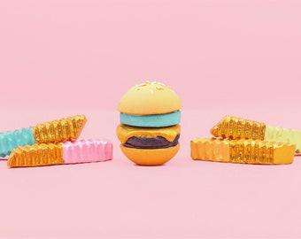 TWEE Sam's Slider & Fries Handmade Sidewalk Chalk -  A Benefit for GLSEN
