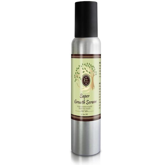 Super Growth Serum - Hair Growth Oil - Hair Oil Treatment - Hair Growth Products - Hair Growth Serum