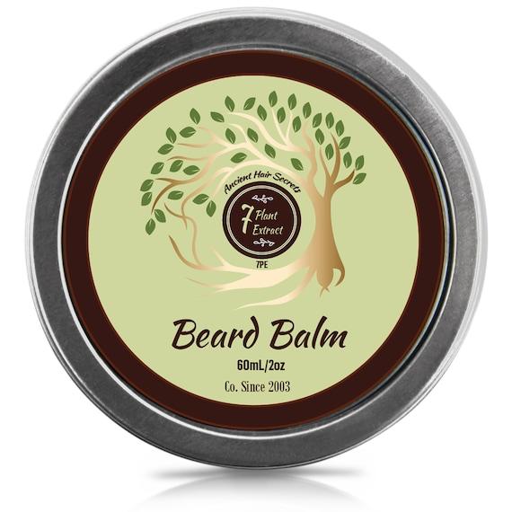 Organic Beard Balm - Beard Growth - Natural Beard Balm