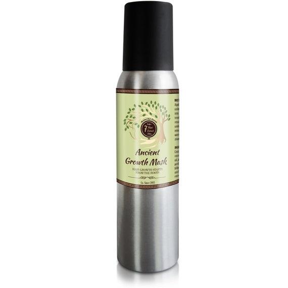 Ancient Growth Mask - Organic Hair Growth - Natural Hair Treatment - Natural Hair Oil - Hair Growth Products - Hair Growth Oil