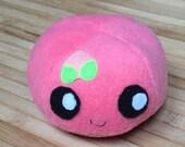 Items similar to Kawaii Friend Mochi Peach, Peach mochi