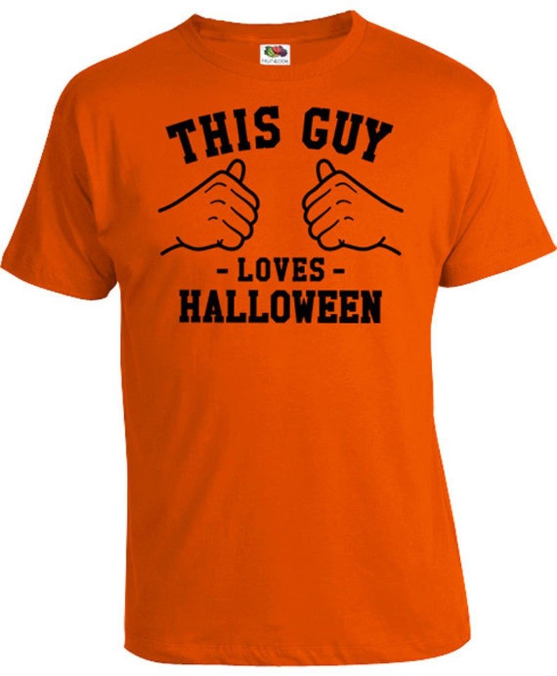 Halloween T Shirt Ideas.This Guy Loves Halloween T Shirt Halloween Costume Ideas Funny Shirt Gift Ideas For Men Presents For Him Halloween Clothes Mens Tee Tgw 125