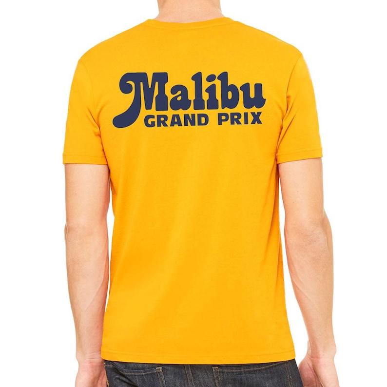 Malibu Grand Prix Logo 2.0 Vintage Go Kart Racing Men s  d9c2eee54