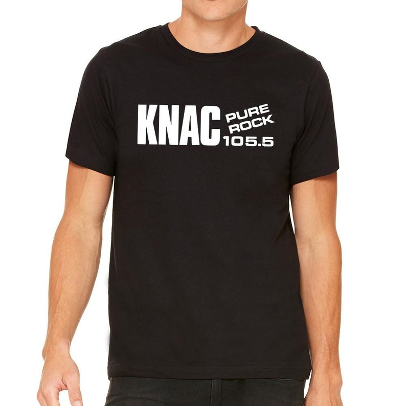 6b0559be KNAC Vintage Heavy Hard Metal Rock Radio Station Men's | Etsy