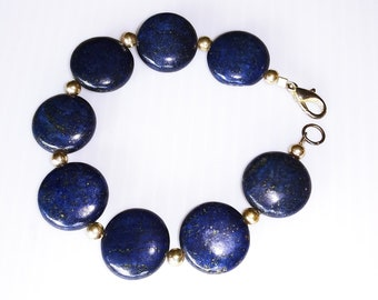 Starry Night Choker; blue stone geode necklace nature witch sparkly minimal unique gift friend earth goddess goth statement charm black