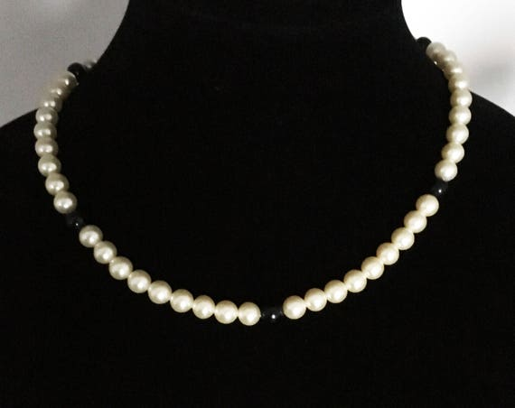 """3 mm Simulated Pearl stringed beads 60/"""""""