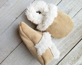 Warm Baby Shoes Etsy