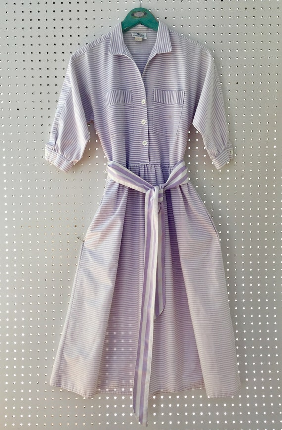 Vintage 1950s Lanz Originals Dress, Size XS, 1950… - image 6