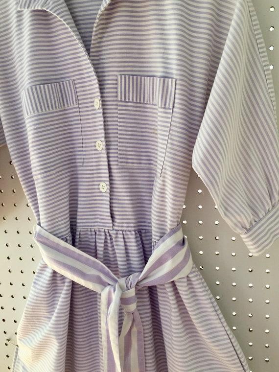 Vintage 1950s Lanz Originals Dress, Size XS, 1950… - image 4