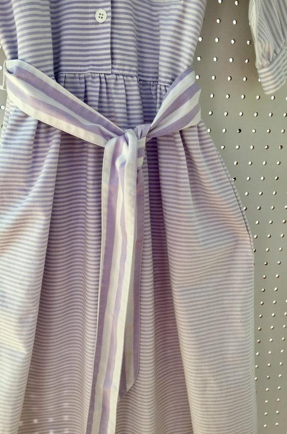 Vintage 1950s Lanz Originals Dress, Size XS, 1950… - image 7
