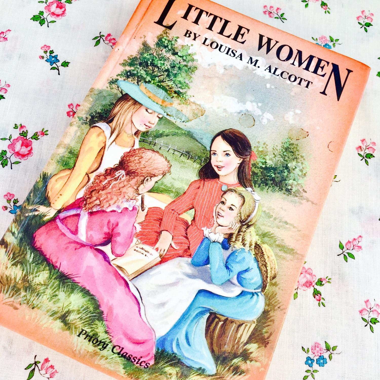 little women book characters