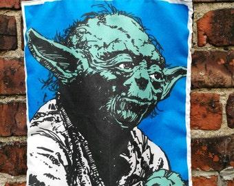 Star Wars Yoda tote bag, sci-fi
