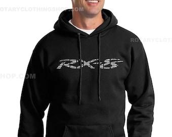 Mazda Rx8 sweater- Rx8 hoodie -Rx8 zoom zoom- Rotary Engine- Shinka - R3 - Wankel