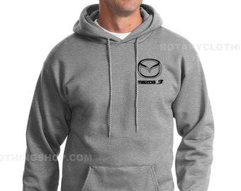 Mazda 3 sweatshirt -Unisex JDM hoodie
