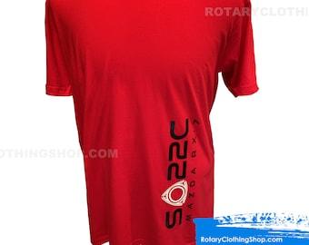 Mazda Rx-7 SA22C - Men apparel - Wankel Engine - Rx7 shirt -12A - SA - FB - Classic JDM