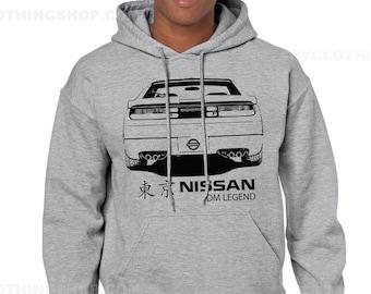 Nissan 300 ZX Sweater -Jdm Legend collection - Nismo - 300zx sweatshirt hoodie