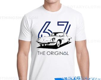 Mazda Cosmo - The original Rotary power car- Wankel