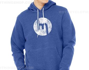 Mazda Vintage Sweater - Mid weight hoodie - Mazda Sweatshirt