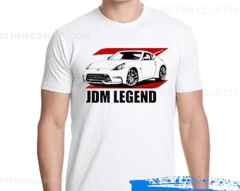 Nissan 370Z Tshirt - Jdm Legend collection - Nissan shirt