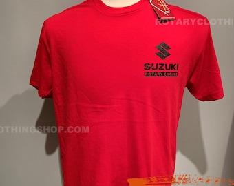Suzuki Samurai Rotary Engine-  Mens apparel -12A - 13B -Mazda wankel Engine