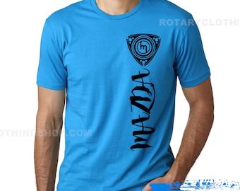 Mazda Rotary Signature - MazdaTee - Men Graphic T-shirt - 12A 13B 20B