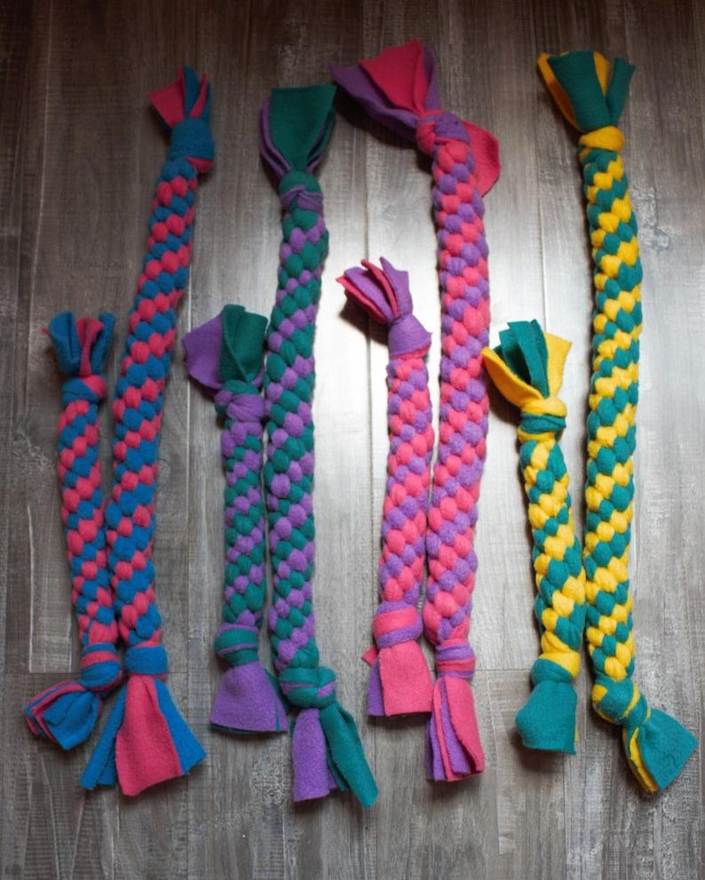 Dog toys Felt braided rope dog toys Rope toys Tug Toys