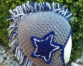 Spirit Mohawk hat version 2