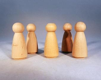 Wooden Little People