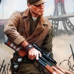 Fallout 4 Robert Joseph Maccready Open Edition Art Print 11x17 inch