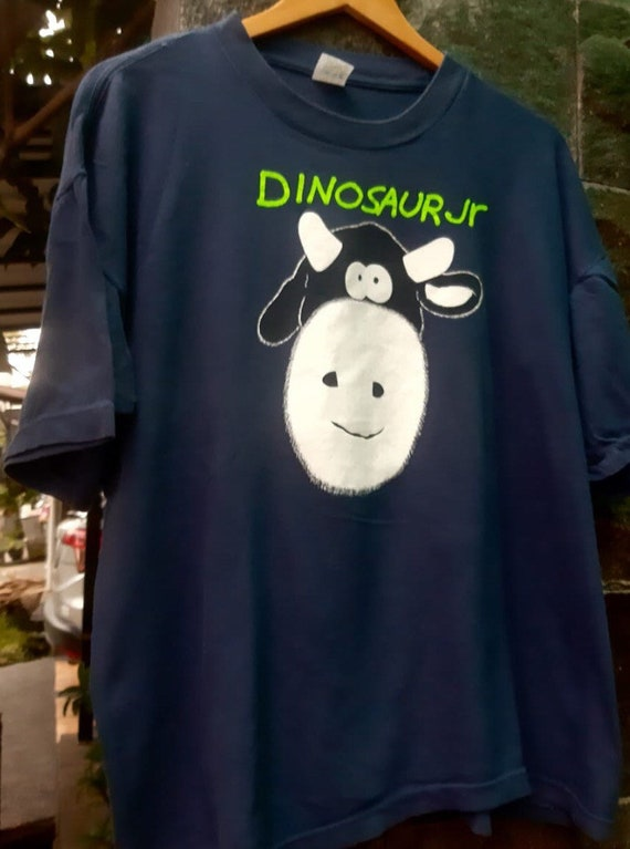 "Rare Vintage 90's Dinosaur Jr ""COW"" European Versi"