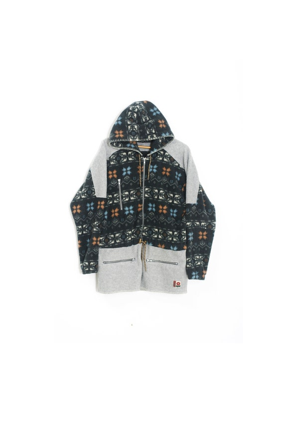 JOFF fleece jacket | Snowflake Fleece | Motifs des