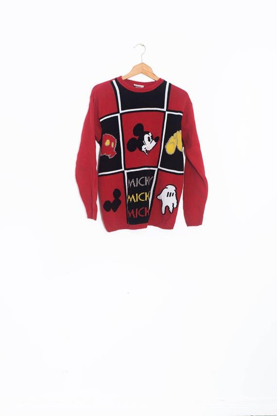 Mickey Mouse Sweater | Disney Sweater | Walt Disne