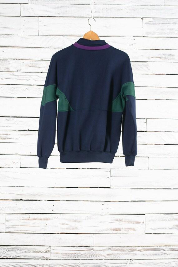 Polo style vintage sweatshirt | Vintage Brooks In… - image 2