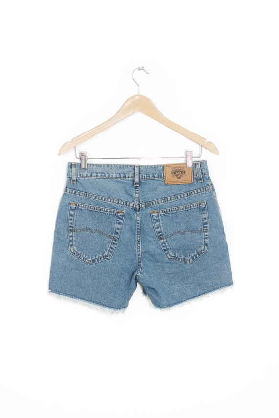 LOIS high waist shorts High waisted denim shorts H