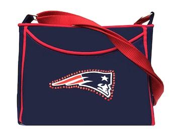 New England Patriots Purse NFL Crossbody Handbag