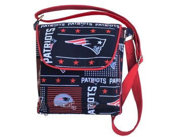 New England Patriots  Purse NFL Handbag Crossbody