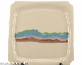 Wender Ceramic Square Plate