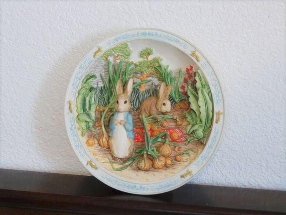 The Tale of Peter Rabbit and Benjamin Bunny by Beatrix Potter