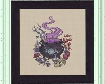 a witch's Cauldron
