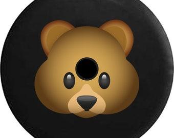 teddy bear emoji etsy
